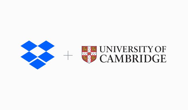 dropbox university of cambridge
