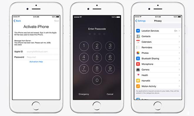 iPhone-encryption