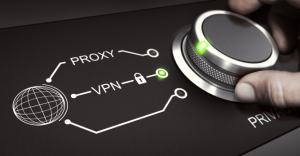 Proxy VPN Switch