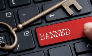 keyboard banned