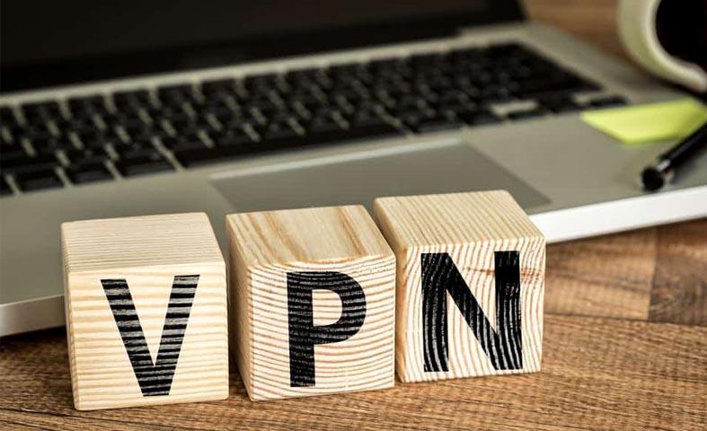 vpn blocks wooden
