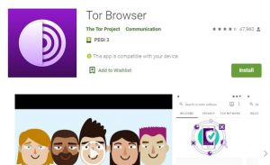 Tor Browser Playstore Image