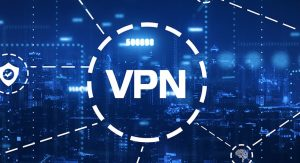 an image of a vpn network