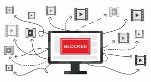blocked content on a vpn