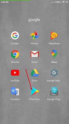 An image featuring how to check for suspicious apps on Android step1