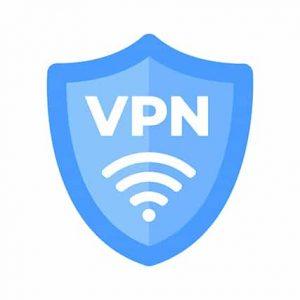An image featuring a VPN logo