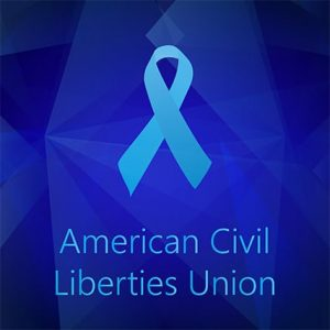 An image featuring American Civil Liberties Union concept