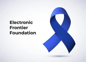 An image featuring electronic frontier foundation concept