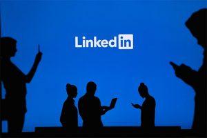 An image featuring LinkedIn data breach concept