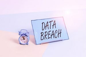 An image featuring recent data breaches concept