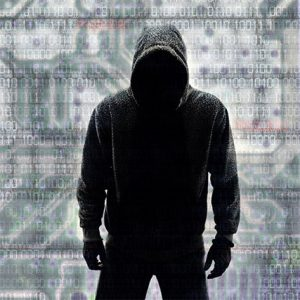 An image featuring a hacker concept